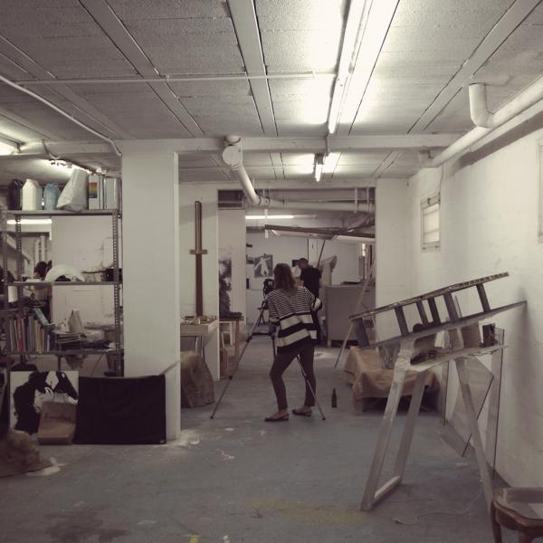 tournage atelier C. Pringuey Cessac
