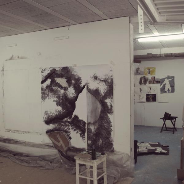 tournage atelier charlotte Pringuey Cessac